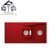 سینک مدل WaterFall D150 Rouge شاک
