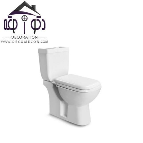 توالت فرنگی مدل الگا مروارید