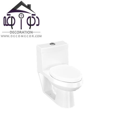 توالت فرنگی مدل لی لی کرد