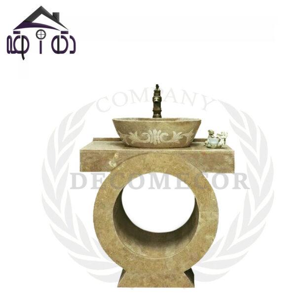 روشویی سنگی کد 1414