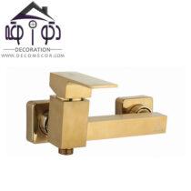 شیر توالت مدل عرشیا طلایی مات کیان