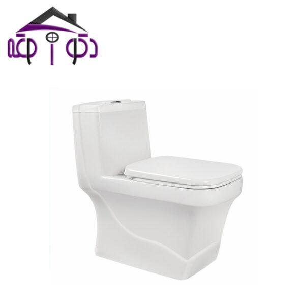 توالت فرنگی مدل کرون مروارید
