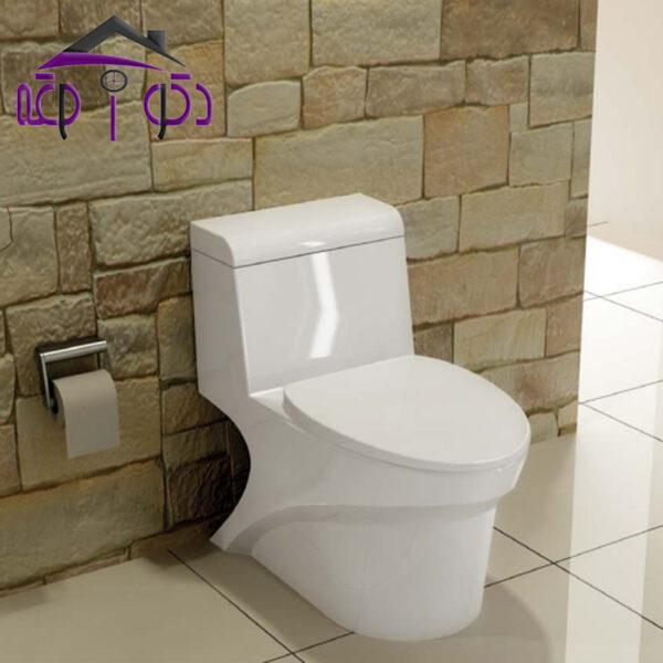 توالت فرنگی مدل الیت گلسار فارس