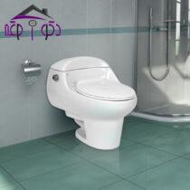 توالت فرنگی مدل هلیانتوس گلسار فارس