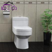 توالت فرنگی مدل هلیا گلسار فارس