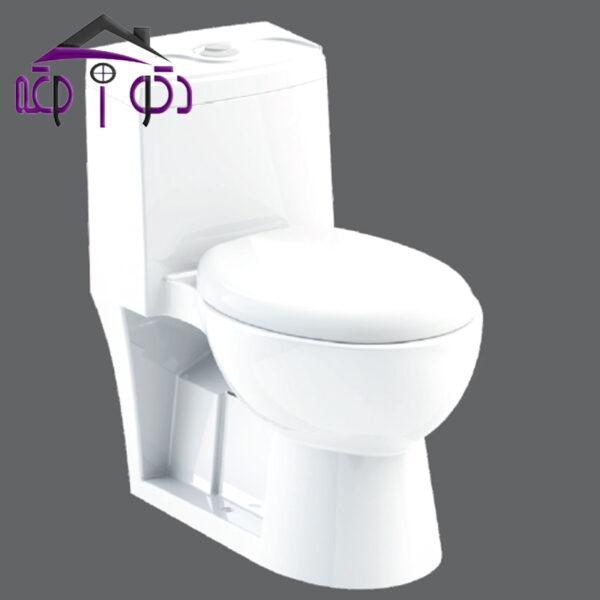 توالت فرنگی مدل لوییزا کرد