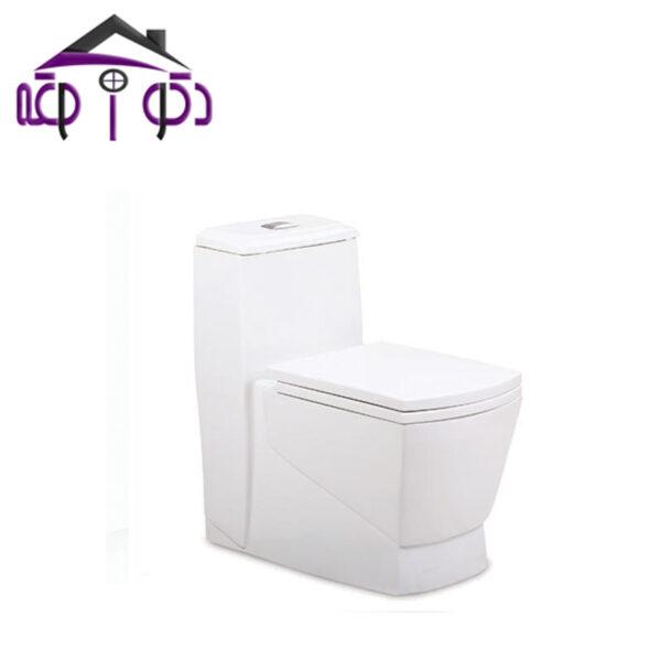توالت فرنگی مدل مگا مروارید