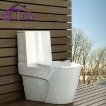 توالت فرنگی مدل پلاتوس گلسار فارس