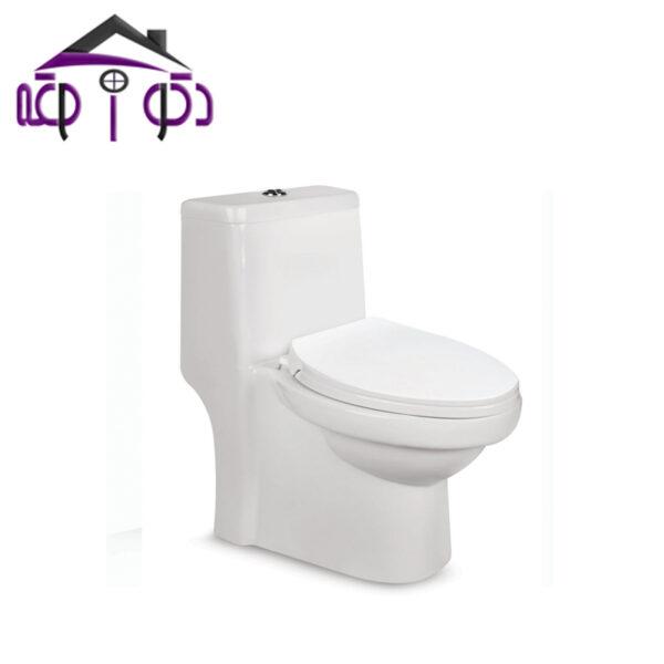 توالت فرنگی مدل تانیا مروارید