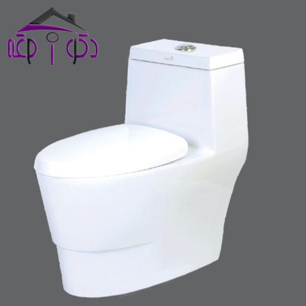 توالت فرنگی مدل ویکتوریا کرد