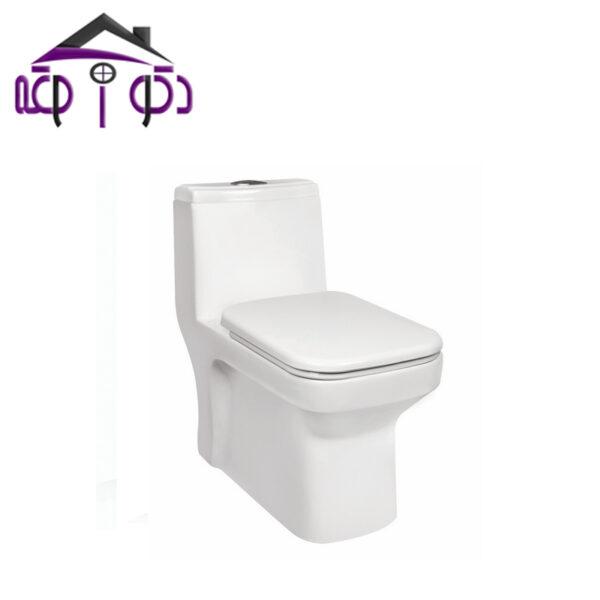 توالت فرنگی مدل ولگا مروارید