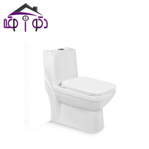 توالت فرنگی مدل یاریس مروارید