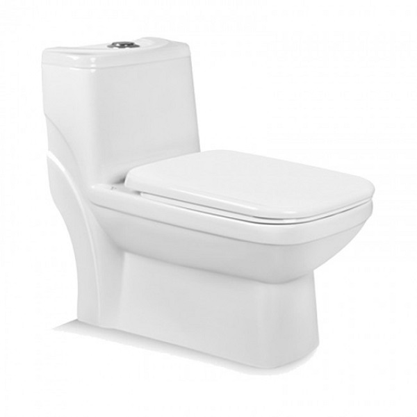 Toilet with pearl wicker model Yaris 67 first grade