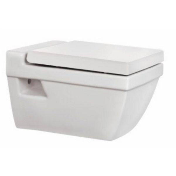 توالت فرنگی وال هنگ مروارید مدل سیلویا 55 درجه یک