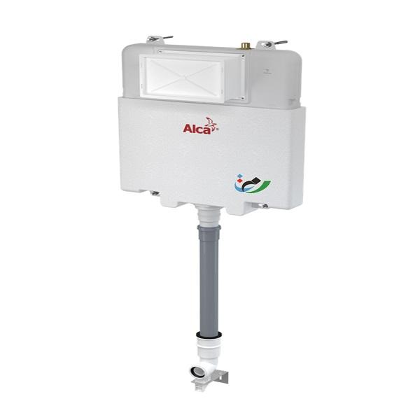 Alca built-in ground flash tank