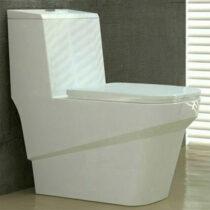 توالت فرنگی گلسار فارس مدل یونیک