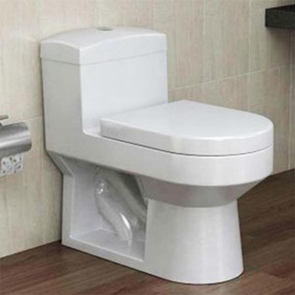 توالت فرنگی گلسار فارس مدل هلیا ۶۰