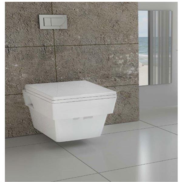 توالت فرنگی وال هنگ گلسار فارس مدل آستر