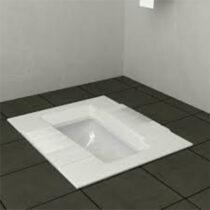 توالت زمینی گلسار فارس مدل آستر
