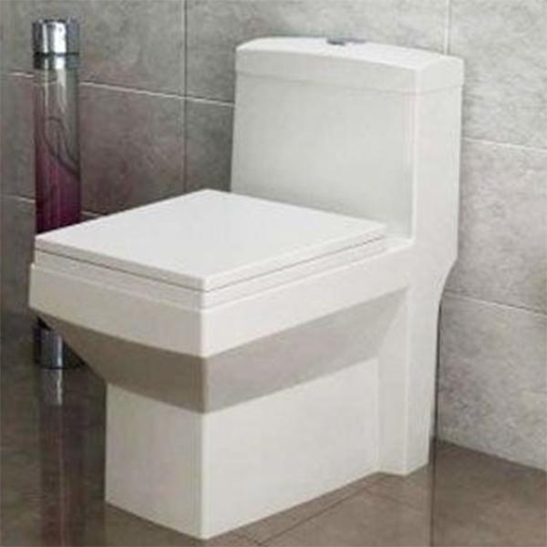 توالت فرنگی گلسار فارس مدل آستر بیده دار