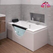 Single Jacuzzi bathtub model LG-1580