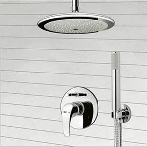 Built-in shower, Flora Chrome type 4 Clar