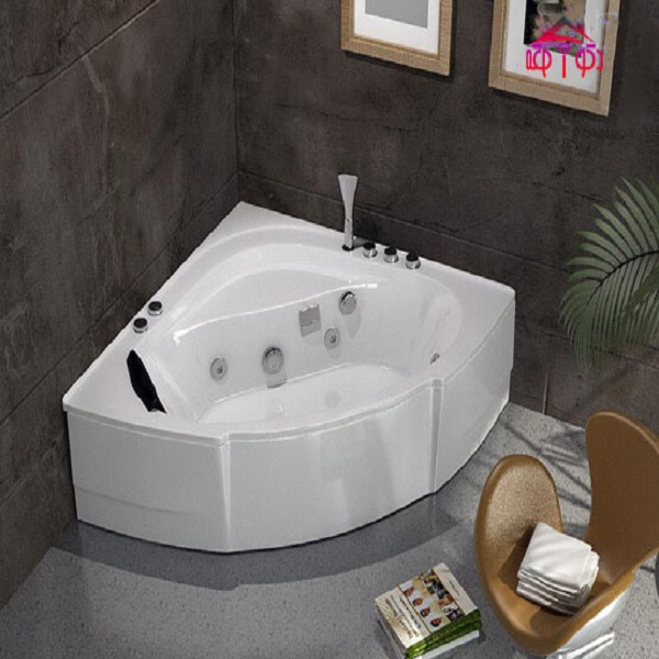 Single Jacuzzi bathtub model LB-1212