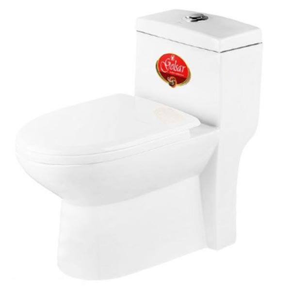 توالت فرنگی گلسار فارس مدل لوسیا