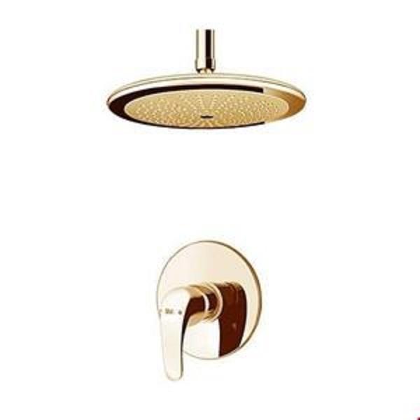 Built-in shower, golden flora model, type 1 Clar