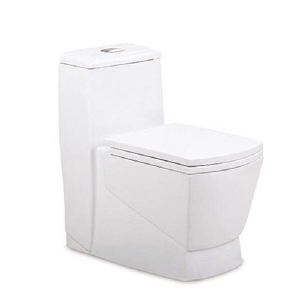 توالت فرنگی مروارید مدل مگا 69 درجه یک