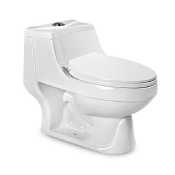 Pearl toilet, model 69, first class