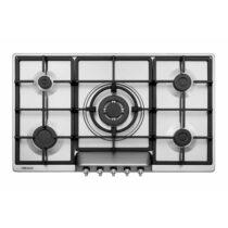 ES5 five-burner steel stove