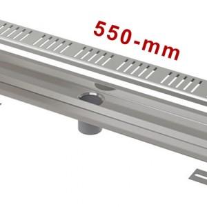 Direct linear floor APZ2006-55 CM ALCAPLAST ALCAPLAST