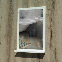 Toilet mirror around the frame 1101