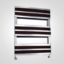 HTM stainless steel towel dryer model 100