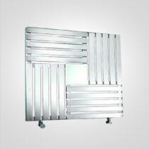 HTM stainless steel towel dryer model 140
