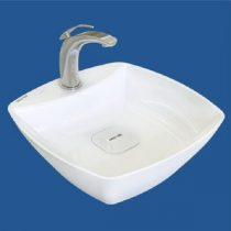 A Chinese washbasin made by Louisa
