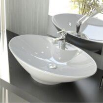 Golsar washbasin toilet model Yoka