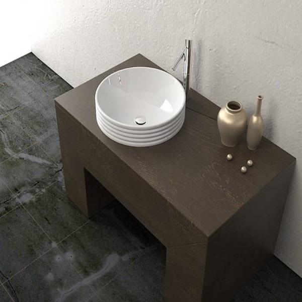 Golsar washbasin toilet, Orbit model