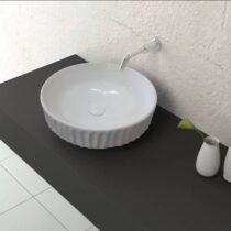Golsar washbasin toilet model Danika