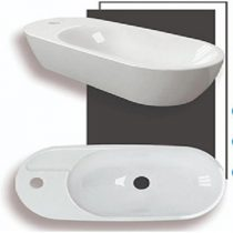 Golsar washroom model, clean model