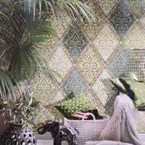 Aria wallpaper code 4025
