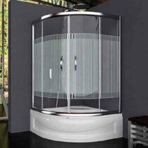 Shower Round - Shower Partition