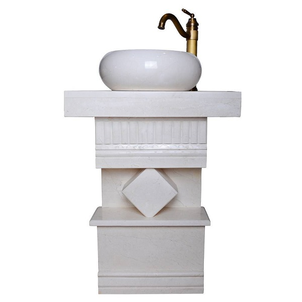 Kashmir ball stone toilet set