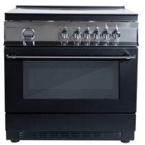 Furnished furnace oven Lofer Loman-BS