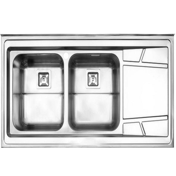 Alborz steel sink 738 surfaces