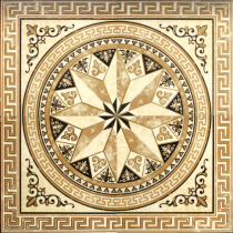Inter-cabinet tile model 003