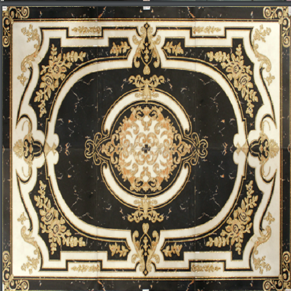 Inter-cabinet tile model 006