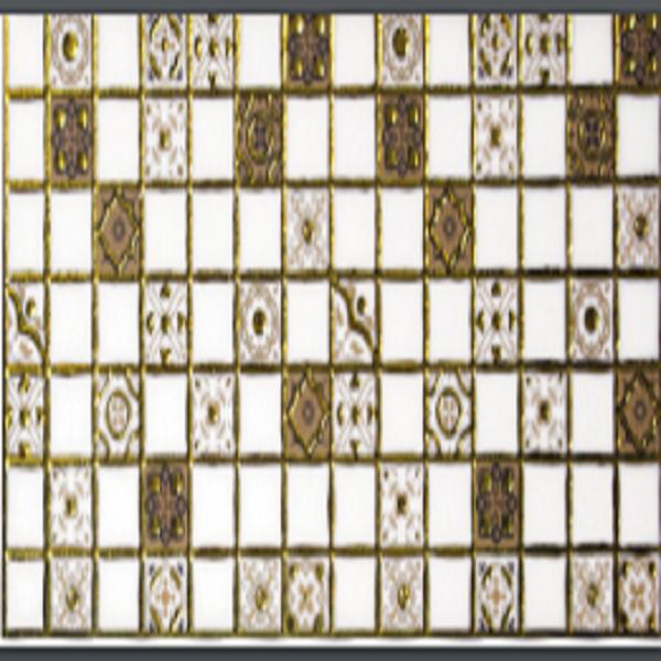 Inter-cabinet tile model 034