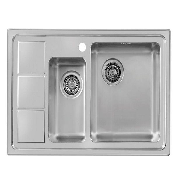 Built-in Brother Sink 376S